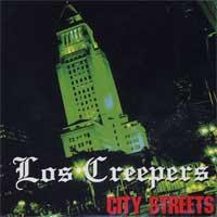 Los Creepers - City Streets (Cover Artwork)