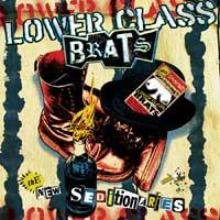 Lower Class Brats - The New Seditionaries (Cover Artwork)