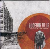 Lucerin Blue - Tales of the Knife (Cover Artwork)