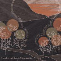 The Lyndsay Diaries - The Tops of Trees Are On Fire (Cover Artwork)