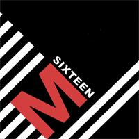 M-Sixteen - M-Sixteen (Cover Artwork)