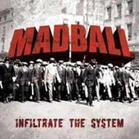 Madball - Infiltrate the System (Cover Artwork)