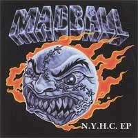 Madball - N.Y.H.C. (Cover Artwork)