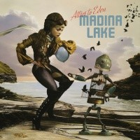 Madina Lake - Attics to Eden (Cover Artwork)