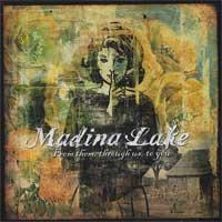 Madina Lake - From Them, Through Us, To You (Cover Artwork)