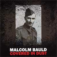 Malcolm Bauld - Covered in Dust (Cover Artwork)