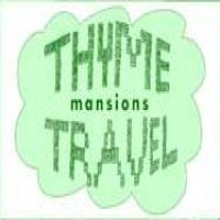Mansions - Thyme Travel [cassette] (Cover Artwork)