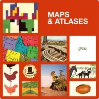 Maps and Atlases - You and Me and the Mountain (Cover Artwork)