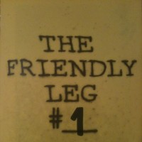 Marc Strömberg - The Friendly Leg #1 (Cover Artwork)