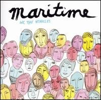 Maritime - We, The Vehicles (Cover Artwork)
