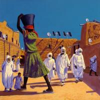 The Mars Volta - Bedlam in Goliath (Cover Artwork)