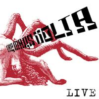 The Mars Volta - Live (Cover Artwork)