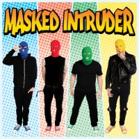 Masked Intruder - Masked Intruder (Cover Artwork)