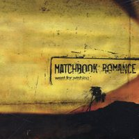 Matchbook Romance - West For Wishing (Cover Artwork)