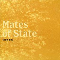 Mates Of State - Team Boo (Cover Artwork)