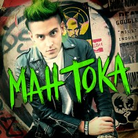 Matt Toka - Matt Toka EP (Cover Artwork)