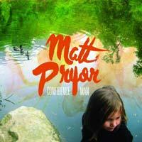 Matt Pryor - Confidence Man (Cover Artwork)