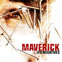 Maverick - Caught In The Negatives (Cover Artwork)
