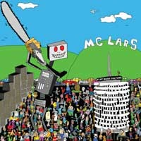 MC Lars - This Gigantic Robot Kills (Cover Artwork)