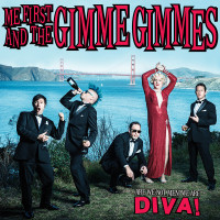 Me First and the Gimme Gimmes - Are We Not Men? We Are Diva! (Cover Artwork)