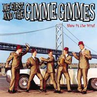 Me First and The Gimme Gimmes - Blow In The Wind (Cover Artwork)