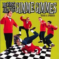 Me First and The Gimme Gimmes - Take A Break (Cover Artwork)