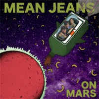 Mean Jeans - On Mars (Cover Artwork)