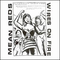 Mean Reds / Wires on Fire - Split [EP/DVD] (Cover Artwork)