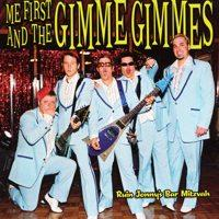 Me First and The Gimme Gimmes - Ruin Jonny's Bar Mitzvah (Cover Artwork)