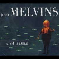 Melvins - A Senile Animal (Cover Artwork)