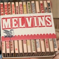 Melvins - The Melvins Box Set (Cover Artwork)