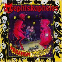 Mephiskapheles - Maximum Perversion (Cover Artwork)