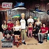 Mest - Wasting Time (Cover Artwork)