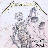 Metallica - ...And Justice for All (Cover Artwork)