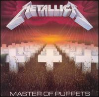 Metallica - Master of Puppets (Cover Artwork)