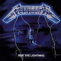 Metallica - Ride the Lightning (Cover Artwork)