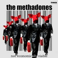 The Methadones - Not Economically Viable (Cover Artwork)