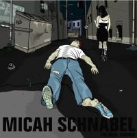 Micah Schnabel - I'm Dead, Serious (Cover Artwork)