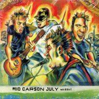 Mid Carson July - Wessel (Cover Artwork)