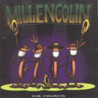 Millencolin - For Monkeys (Cover Artwork)