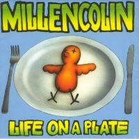 Millencolin - Life On A Plate (Cover Artwork)