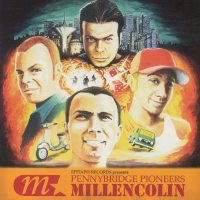 Millencolin - Pennybridge Pioneers (Cover Artwork)