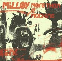 Milloy - More Than a Machine [reissue] (Cover Artwork)