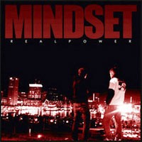 Mindset - Real Power [7 inch] (Cover Artwork)