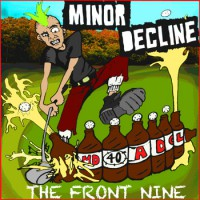 Minor Decline - The Front Nine (Cover Artwork)