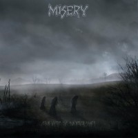 Misery - From Where the Sun Never Shines (Cover Artwork)
