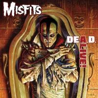 Misfits - Dea.D.Alive! (Cover Artwork)