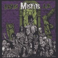 The Misfits - Earth AD (Cover Artwork)