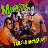 The Misfits - Famous Monsters (Cover Artwork)