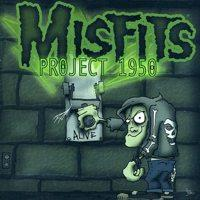 The Misfits - Project 1950 (Cover Artwork)